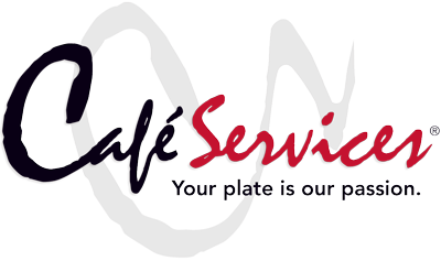 Corporate food services logo.
