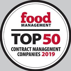 2019 top foodservice company award.